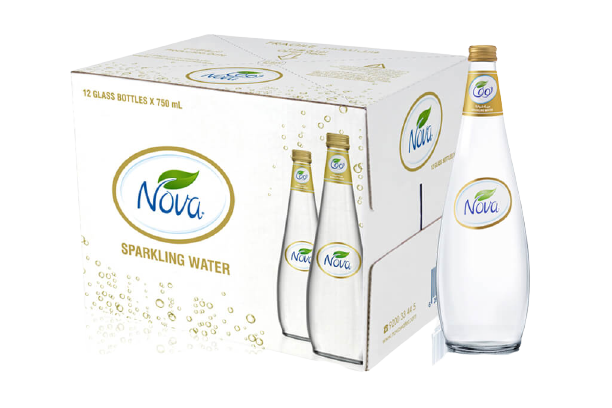 Nova 750ml sparkling glass